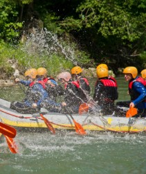 RIVER-RAFTING-Nachmittagstour